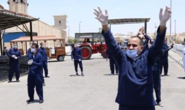 الافراج عن السجناء ـ أرشيفية