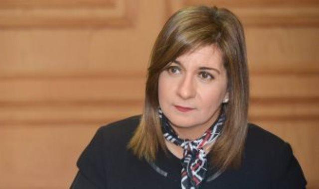 السفيرة نبيلة مكرم وزيرة الدولة للهجرة وشئون المصريين في الخارج