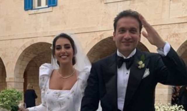 حفل زفاف فاليري أبو شقرا