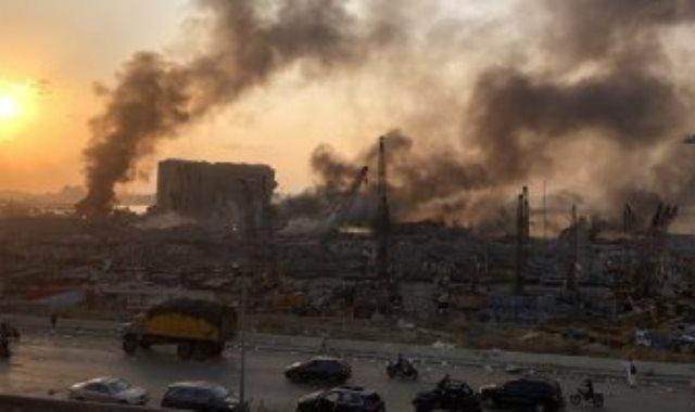 تفجير مرفأ بيروت