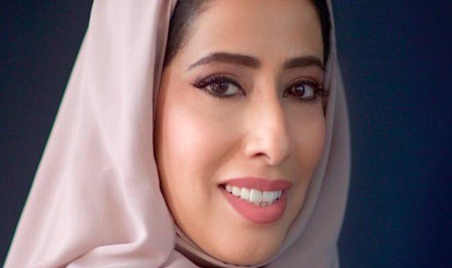 منى غانم المرّي رئيسة نادي دبي للصحافة