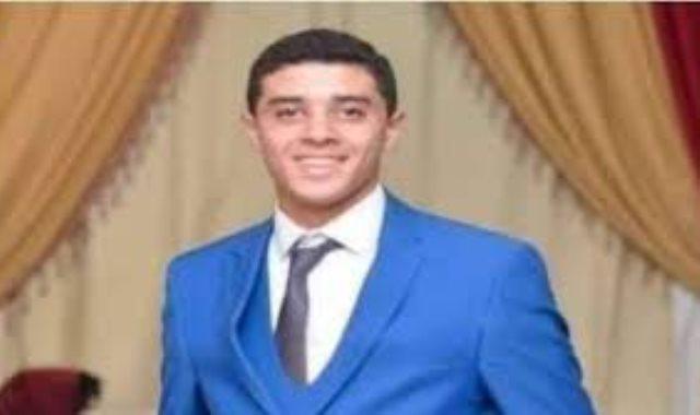 الطالب خالد أحمد مبروك