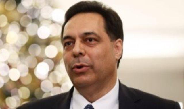حساب دياب رئيس الحكومة اللبنانية