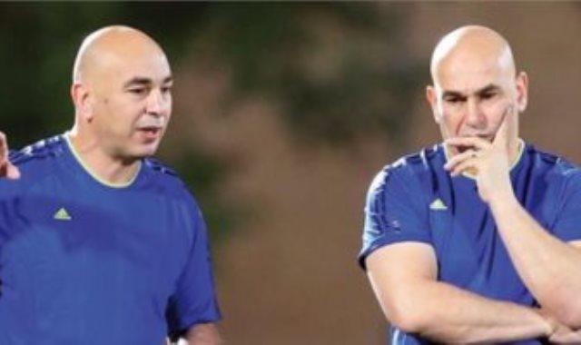 حسام وابراهيم حسن نجما الكرة المصرية