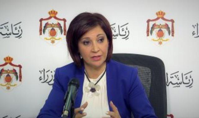 مجد شويكة وزيرة السياحة الاردنية