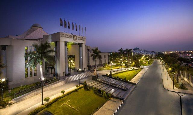 جامعة مصر للعلوم