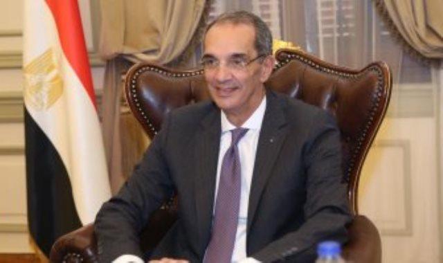 وزير الاتصالات