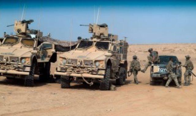 قوات التحالف الدولى