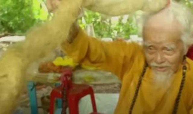 مسن فيتنامي