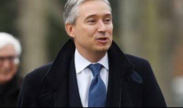 وزير الخارجية الكندي فرانسوا-فيليب شامبين