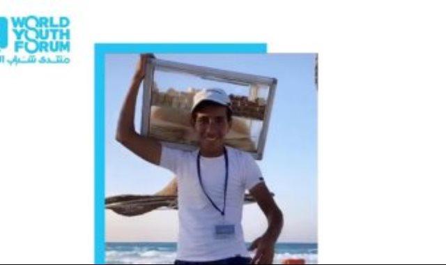 إبراهيم عبد الناصر الرادي بائع الفريسكا