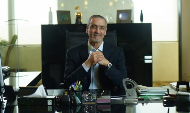 المهندس جمال السادات رئيس مجلس الأمناء بمؤسسة اتصالات لتنمية ورعاية المجتمع