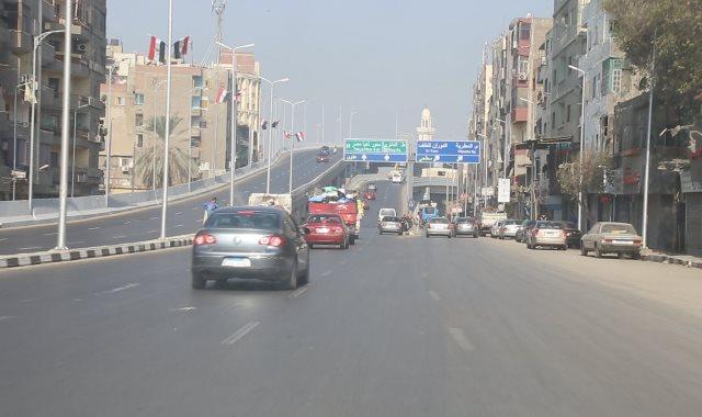 تطوير حى مصر الجديدة