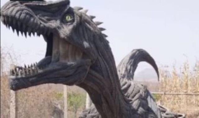 ديناصور التيركس