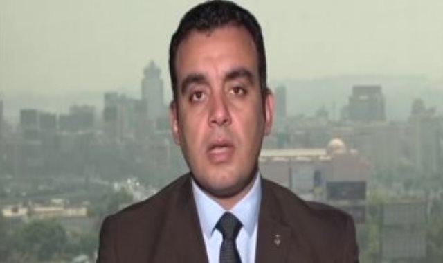 محمد السباعى المتحدث باسم وزارة الرى