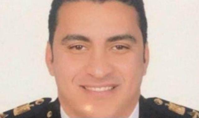 الضابط الشهيد المقدم محمد عفت القاضى