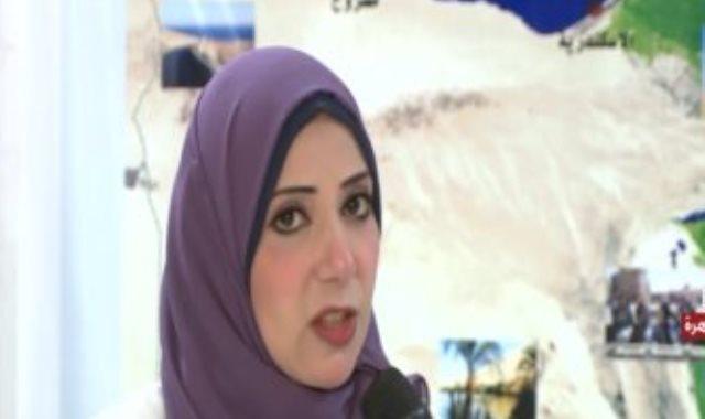 الدكتورة ايمان شاكر - مدير مركز الاستعار عن بعد