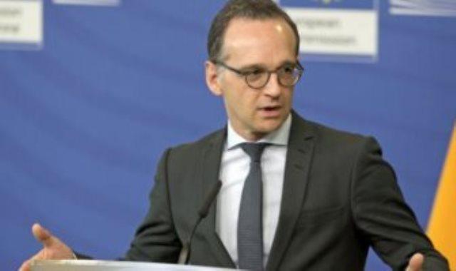 هايكو ماس، وزير خارجية ألمانيا