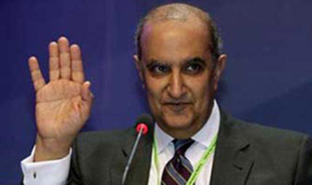 السفير ماجد عبد الفتاح مندوب الجامعة العربية لدى الأمم المتحدة