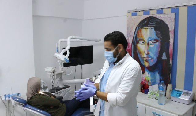 حسين محمد حسين طبيب اسنان