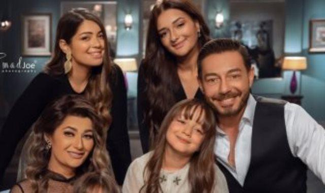 عائلة أحمد زاهر