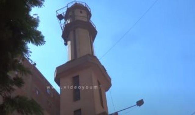 مسجد صالح العبد المعروف بمسجد السادات