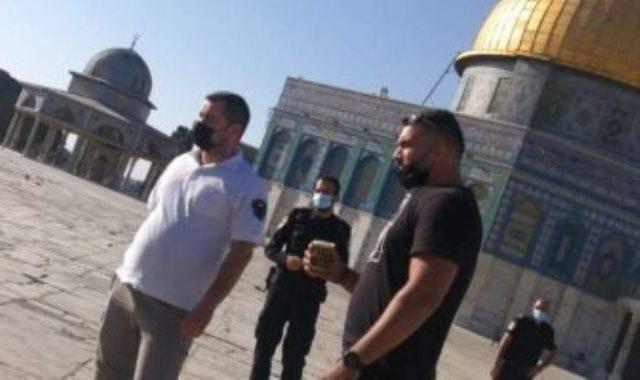 الاحتلال يعتقل 2 من حراس الأقصى