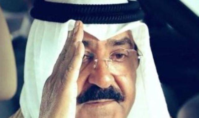ولى عهد الكويت الشيخ مشعل الاحمد