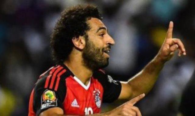 محمد صلاح مهاجم ليفربول الانجليزى