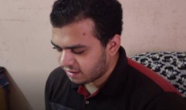 أحمد بطل الإرادة