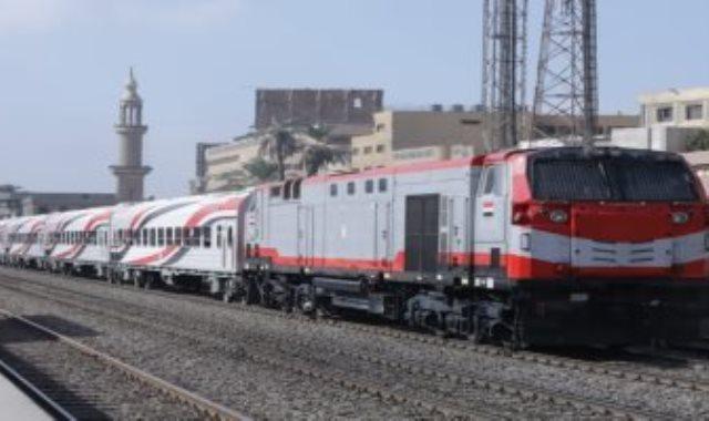 قطارات السكة الحديد الجديدة ـ أرشيفية