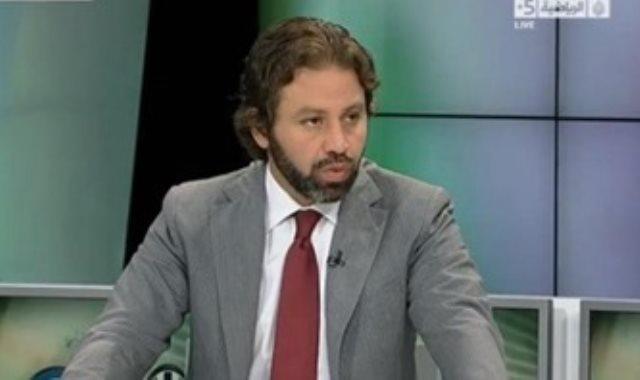 حازم إمام نجم الزمالك السابق