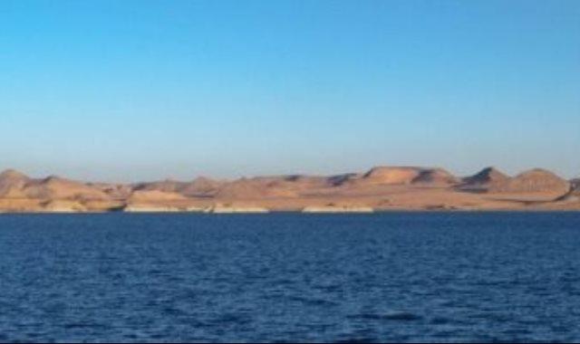 بحيرة كينج مريوط بعد التطوير