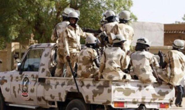 عناصر من الشرطة السودانية
