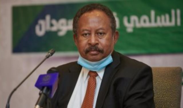 رئيس الوزراء السودانى عبد الله حمدوك
