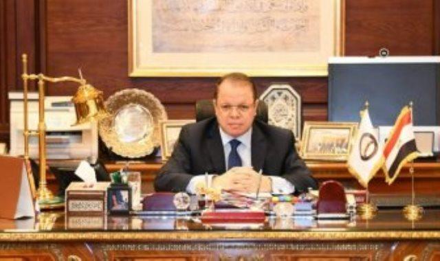 النائب العام المستشار حماده الصاوي - ارشيفية