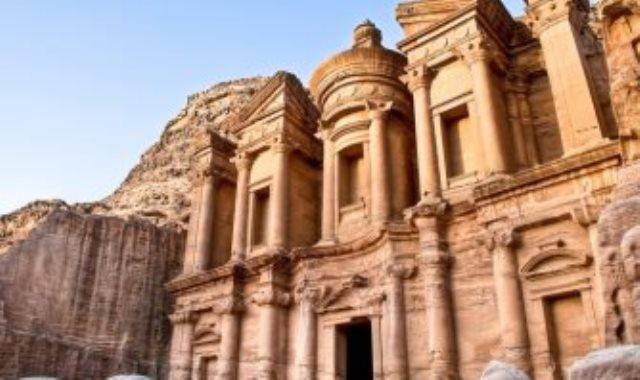 مدينة البتراء الأردنية