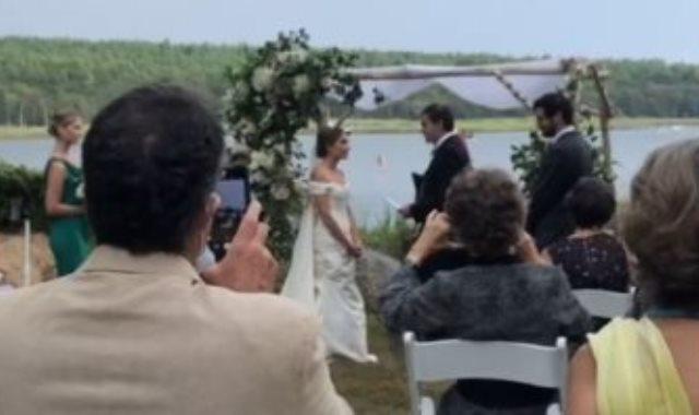 حفل زفاف-أرشيفية
