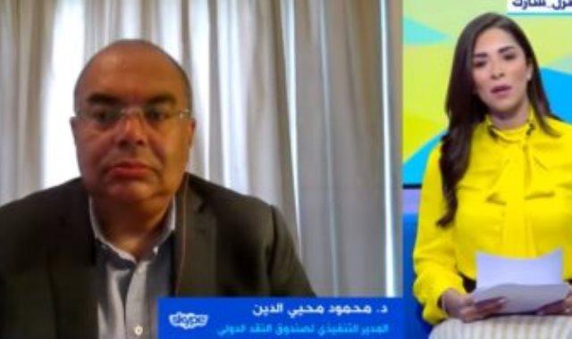 الدكتور محمود محيي الدين