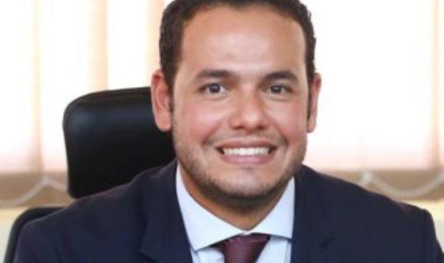 أسامة الجوهرى مساعد رئيس الوزراء القائم بأعمال رئيس مركز المعلومات ودعم اتخاذ القرار
