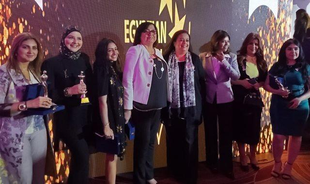 على هامش منتدى المرأة المصرية