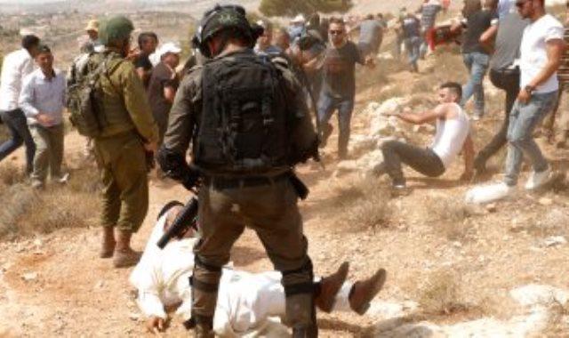 قوات الاحتلال الإسرائيلى