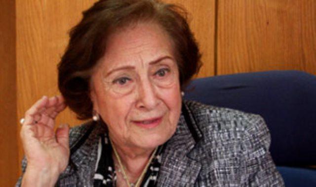 فرخندة حسن أمين المجلس القومى للمرأة السابقة