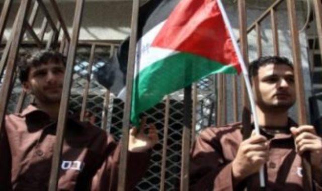 أسرى فلسطينون - أرشيفية