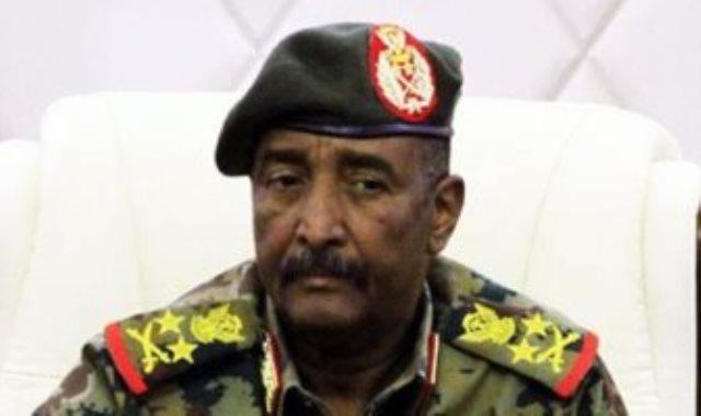 رئيس مجلس السيادة السودانى عبد الفتاح البرهان