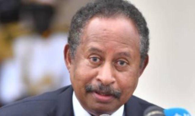 عبد الله حمدوك رئيس الوزراء السودانى