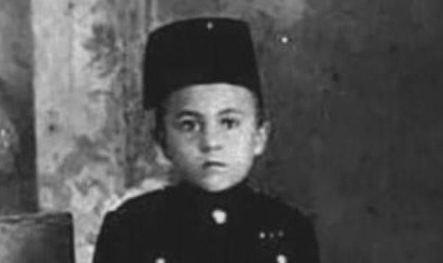 مجدي يعقوب في طفولته
