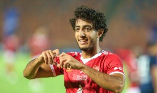 محمد هانى نجم الاهلى