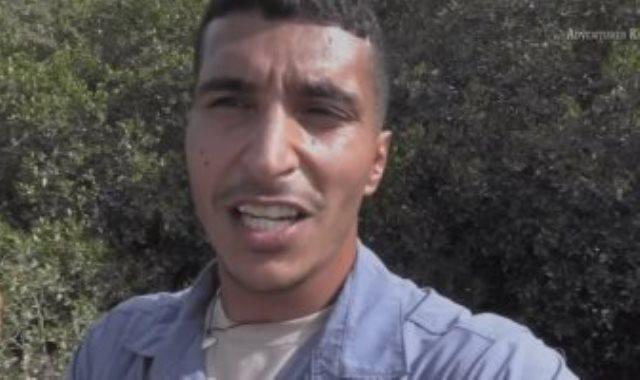 الشاب الاماراتى خليفة المزروعي