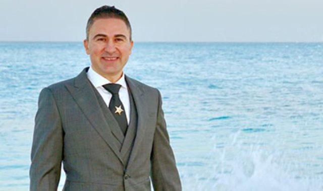 رجل الأعمال المنتج أحمد مسعود